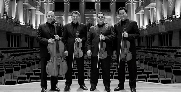 Foto: Quarteto Osesp