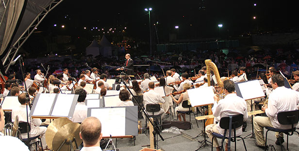 Foto: Concerto Itinerante