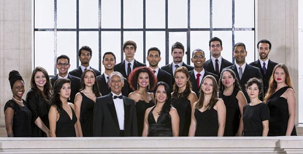 Foto: Coro Acadêmico