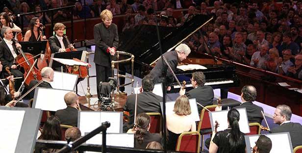 Osesp no Royal Albert Hall